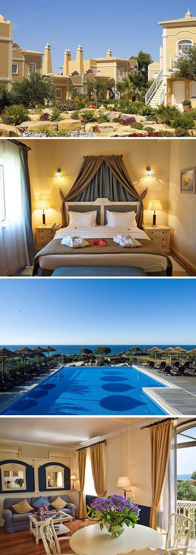 Suites Alba Resort & Spa is een ideaal hotel voor een ontspannen vakantie in Albufeira. Het vijfsterren hotel ligt direct aan zee, waardoor je optimaal van de Portugese zon kunt genieten. Daarnaast werk je jezelf in het zweet in de fitnessruimte, kom je tot rust in één van de twee zwembaden en scoor je een hapje en drankje in het restaurant. Je komt niks tekort tijdens jouw vakantie!