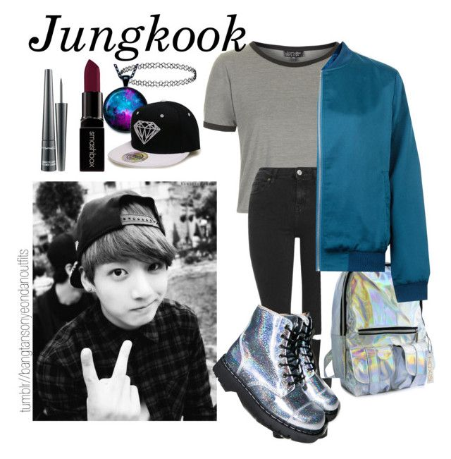BTS inspired aesthetic outfit - Jungkook by bangtanoutfits on Polyvore featuring polyvore ...
