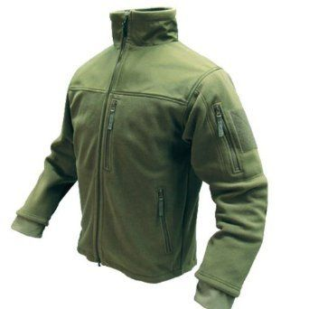 Condor Alpha Tactical Fleece Jacket: Clothing