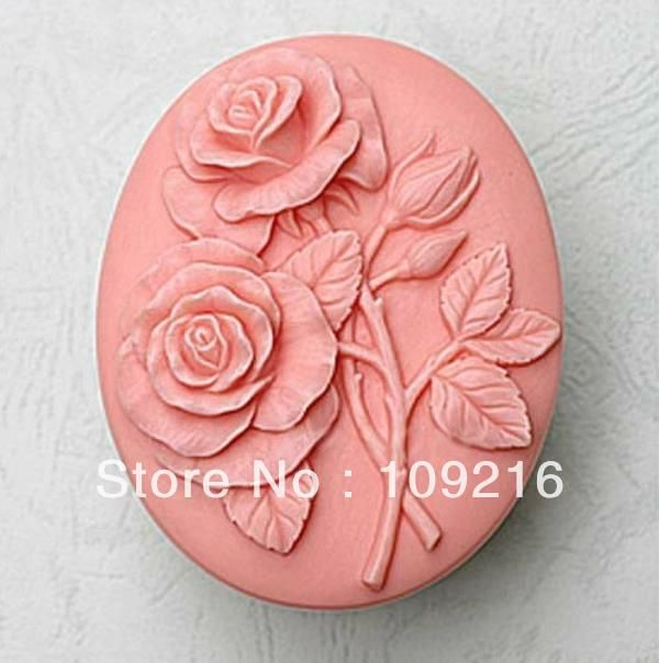 Aliexpress.com : Buy Free shipping!!!1pcs A Pair of Rose (50328) Silicone Handmade Soap Mold Crafts DIY Mold from Reliable Silicone Soap Mold suppliers on Silicone DIY Mold and  Home Supplies Store $13.58