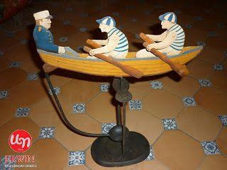 Mainan Pendulum Jungkat Jungkit Part 1