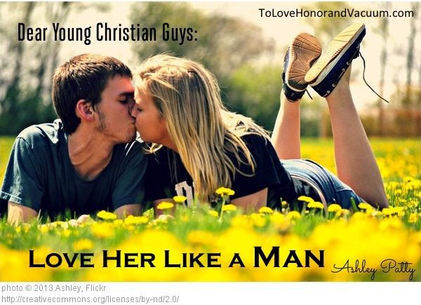 Dating a younger guy christian
