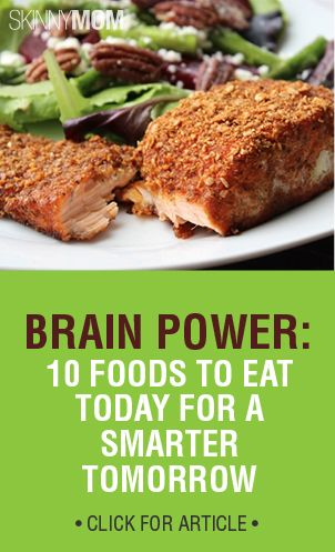 22 best brain food images on pinterest eat healthy healthy brain power 10 foods to eat today for a smarter tomorrow forumfinder Image collections