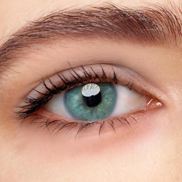 Elite Sea Green 12 Month Contact Lenses In 2020 With Images