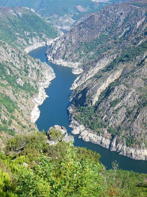 Cañón do Sil (Riberira Sacra, Ourense)