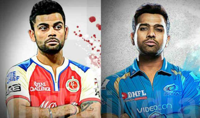 Mumbai Indians Vs Royal Challengers Bangalore Live Score, MI vs RCB