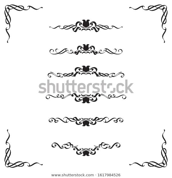 Find Classic Ornament Frame Vintage Border Art Stock Images In Hd And Millions Of Other Royalty Free Stock Photos Illustrations And Vectors In The Shutterstock Em 2020