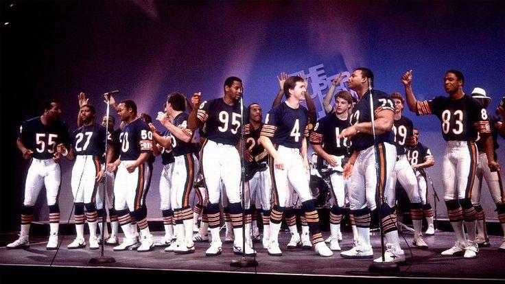 Chicago Bears Super Bowl Shuffle...