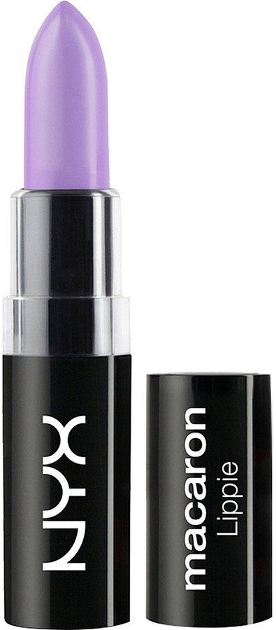 Pin for Later: Get Ready to Taste the Rainbow With These Bright Lip Colours NYX Macaron Lipstick NYX Macaron Lipstick (£6)