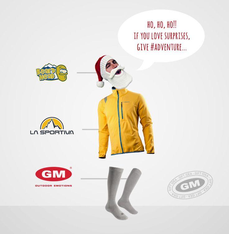 Ho, Ho, Ho!!#Gm #LaSportiva