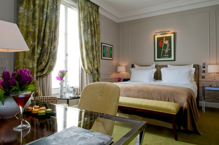 #spring #deluxe room