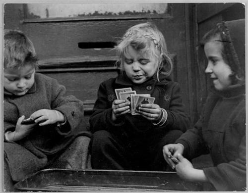 Serious Poker Face! 1947