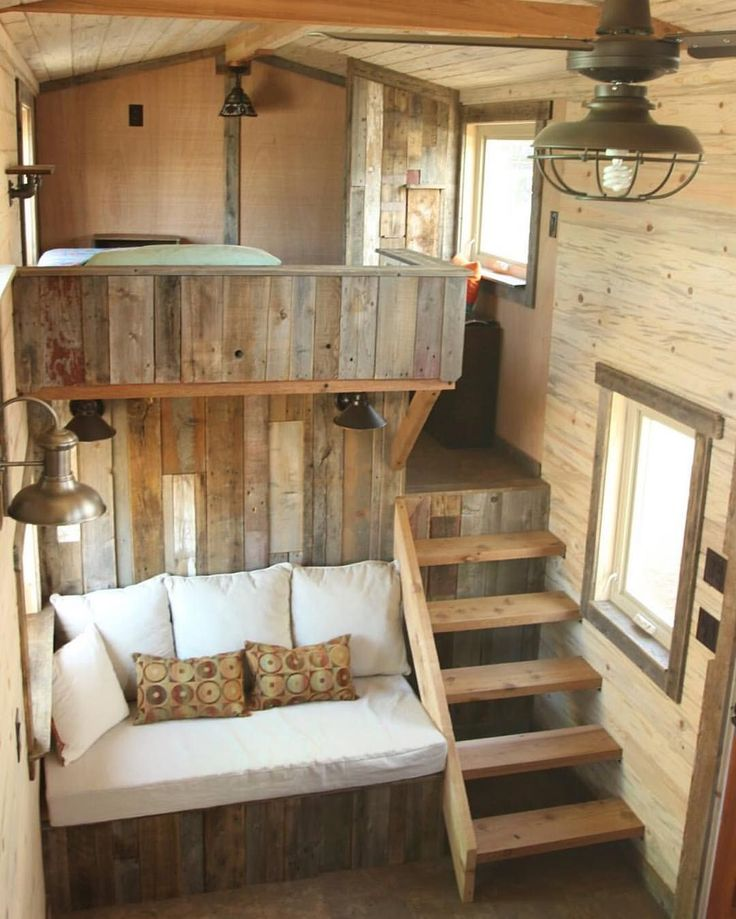 Tiny Home Designs: 25+ Best Ideas About Rustic Stairs On Pinterest