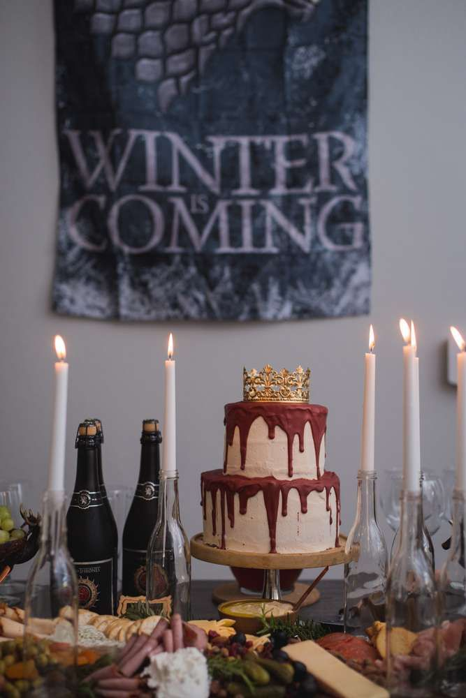 Game Of Thrones Premiere Party Party Ideas In 2019 Game Of Thrones