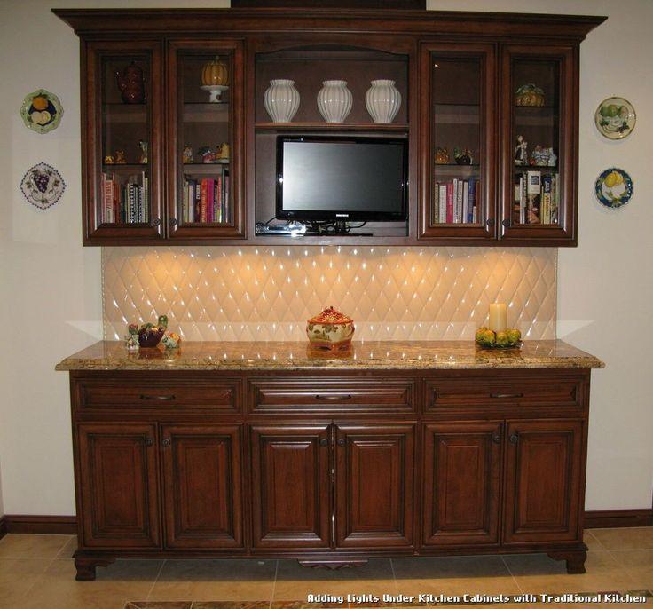 25 best ideas about kitchen under cabinet lighting on for Best lights for under kitchen cabinets