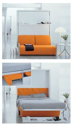 Making Tiny Apartments Spacious | Home Design Find