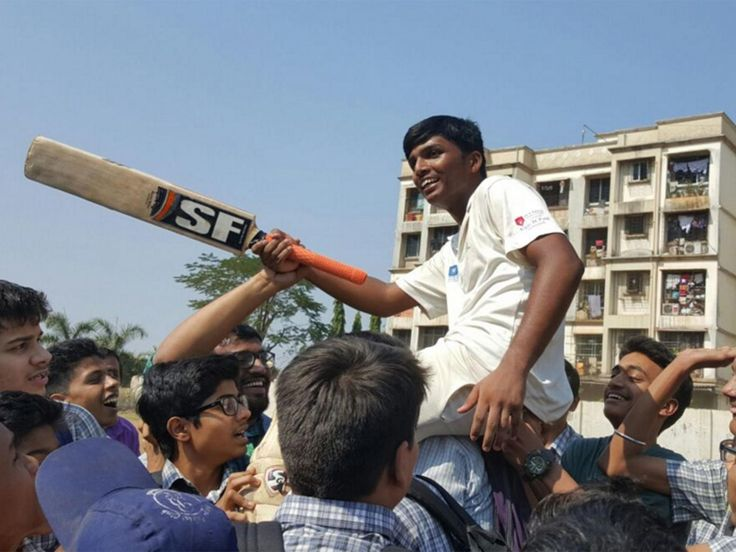 1009* for Mumbai Record Breaker (By Pushkar Kulkarni) http://worldinsport.com/1009-for-mumbai-record-breaker/