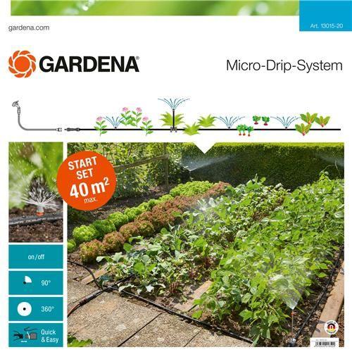 Stunning Gardena MicroDrip Blumenbeet Startset Jetzt bestellen unter https moebel ladendirekt de garten gartenmoebel gartenmoebel set uid udabbfa fc ec