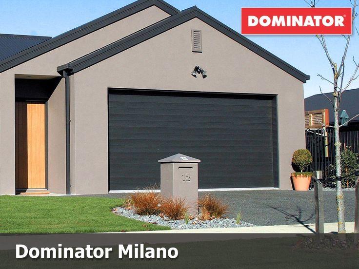 Dominator Milano Sectional Door