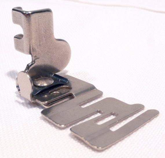 Vintage SINGER SIMANCO 36865 Edge Stitcher Sewing Machine Foot