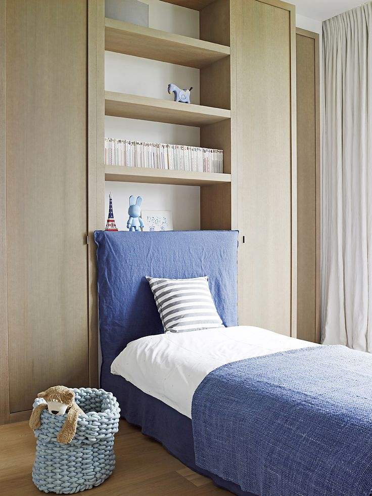 Piet Boon Styling by Karin Meyn | Soft blue bedroom