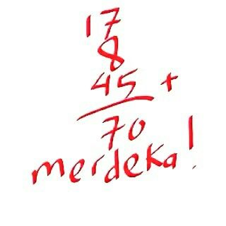 Happy Indonesia Independence Day