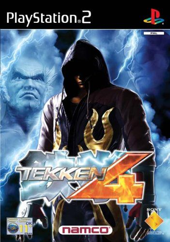 From 4.00:Tekken 4 (ps2)