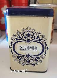 Kuvahaun tulos haulle paulig kahvipurkki