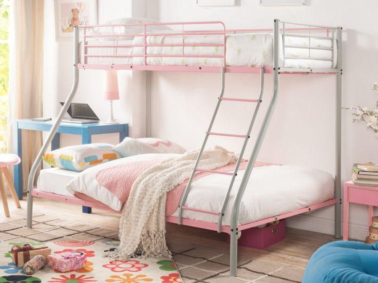 17 meilleures id es propos de lit gain de place sur pinterest rideaux pour lits superpos s. Black Bedroom Furniture Sets. Home Design Ideas