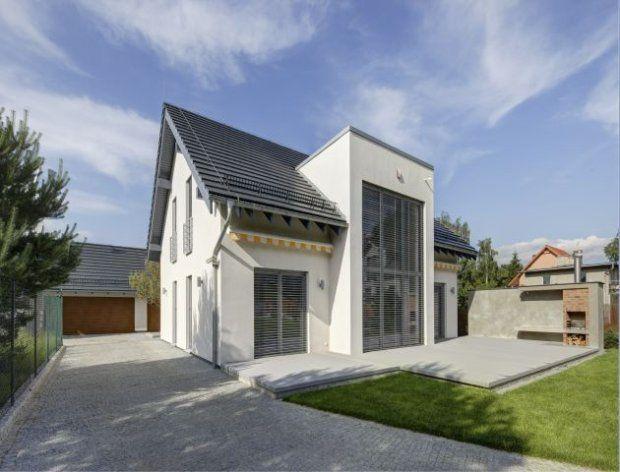 Styczeń - Dom z widokiem na słońce. Realizacja domu pasywnego