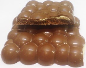 @Cadbury_Uk @DairyMilk Bubbly Mint Bar ... try not to drool folks