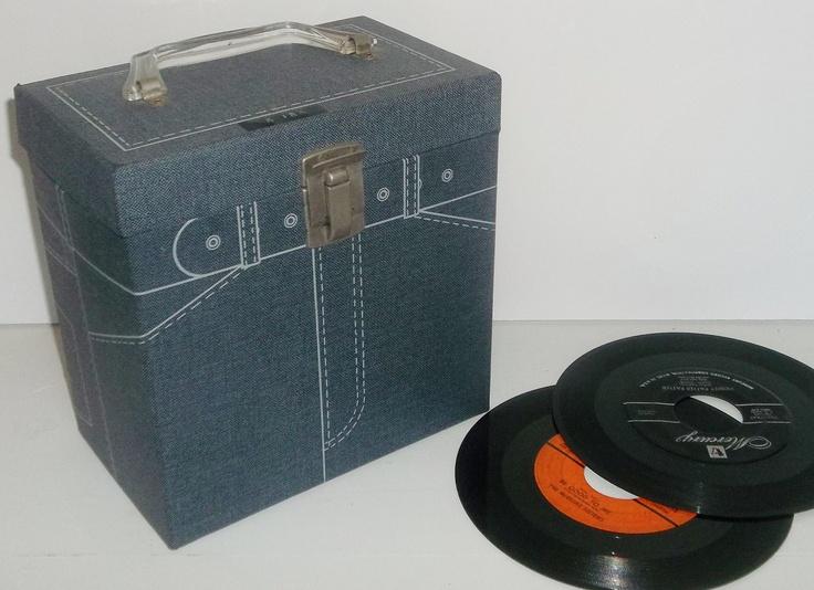 75 Best Record Boxes Images On Pinterest Vinyls Vintage