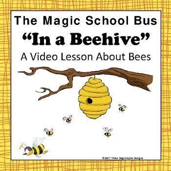 Bees Adaptations Magic School Bus