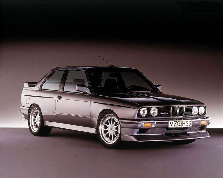 Stunning BMW M3 Hartge H36 (E30)