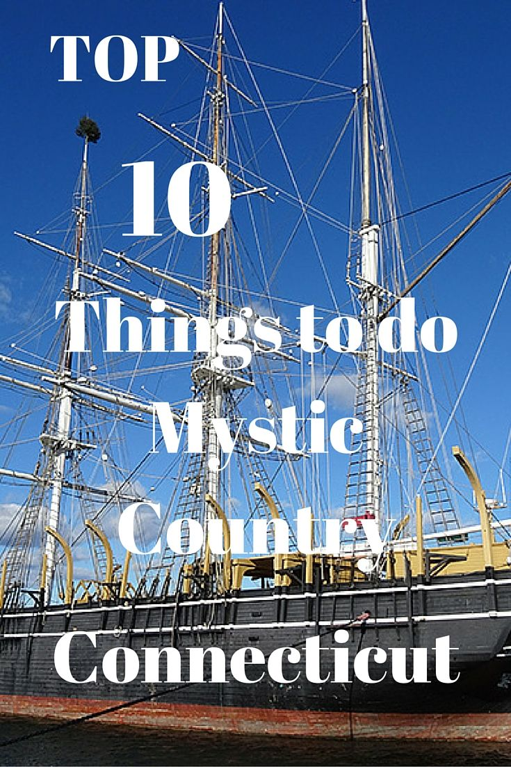 "Mystic Country Connecticut is touted as being ""a breath of fresh air"". Mystic Country lies between the major cities of Boston and NYC and stretches over a 1,800 square-mile region. It covers the eastern third of Connecticut. Please notice, it is Mystic Country and not Mystic COUNTY. #travel #Connecticut"