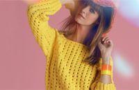 Brei jouw eigen gele trui