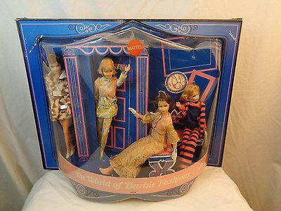 Rare 1970 Vintage Barbie Store Display 4 Dolls, Francie, Casey Ect,, Excellent   Dolls & Bears, Dolls, Barbie Vintage (Pre-1973)   eBay!