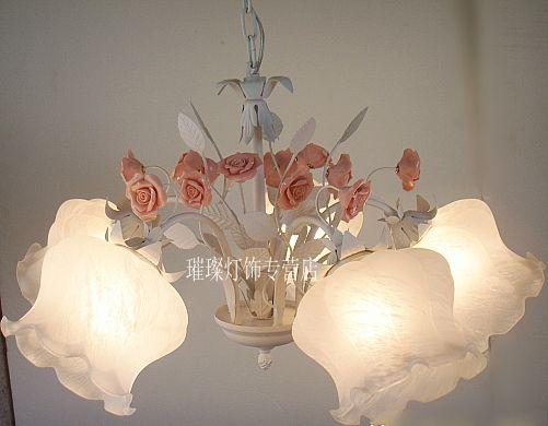 EMS БЕСПЛАТНАЯ ДОСТАВКА Моды лампы деревенский гостиная загорается ресторан лампа ребенок освещение спальни лампа бар лампы подвесной светильник