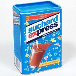 Suchard Express bis Anfang 90er-Jahre