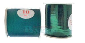 Bolsa de 2 Rollos de Cinta Decorativa -Un Rollo verde brillo -Un Rollo verde mate Medida: 10mm x 10 mts.