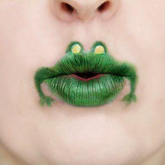 Go Wild With Animal Art On Lips