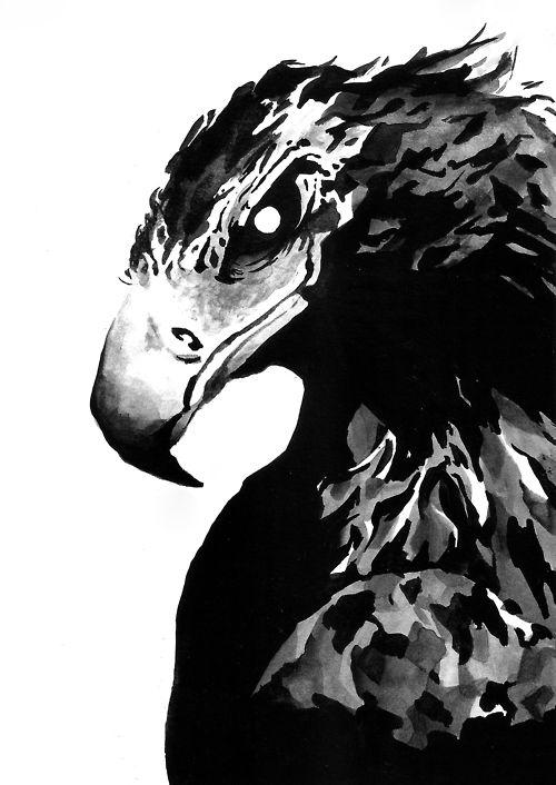 Golden Eagle by Tina Furesz