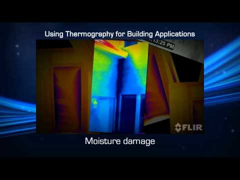FLIR Systems: Using Thermography for Building Applications