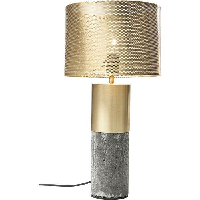 Lampa de Masa Art Miami Auriu - KARE Design