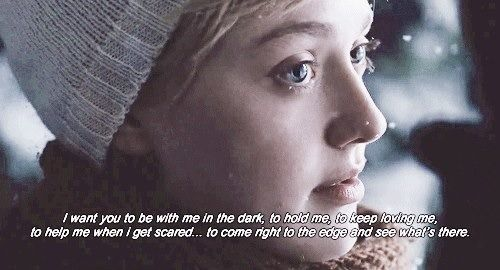 Now is good #movie