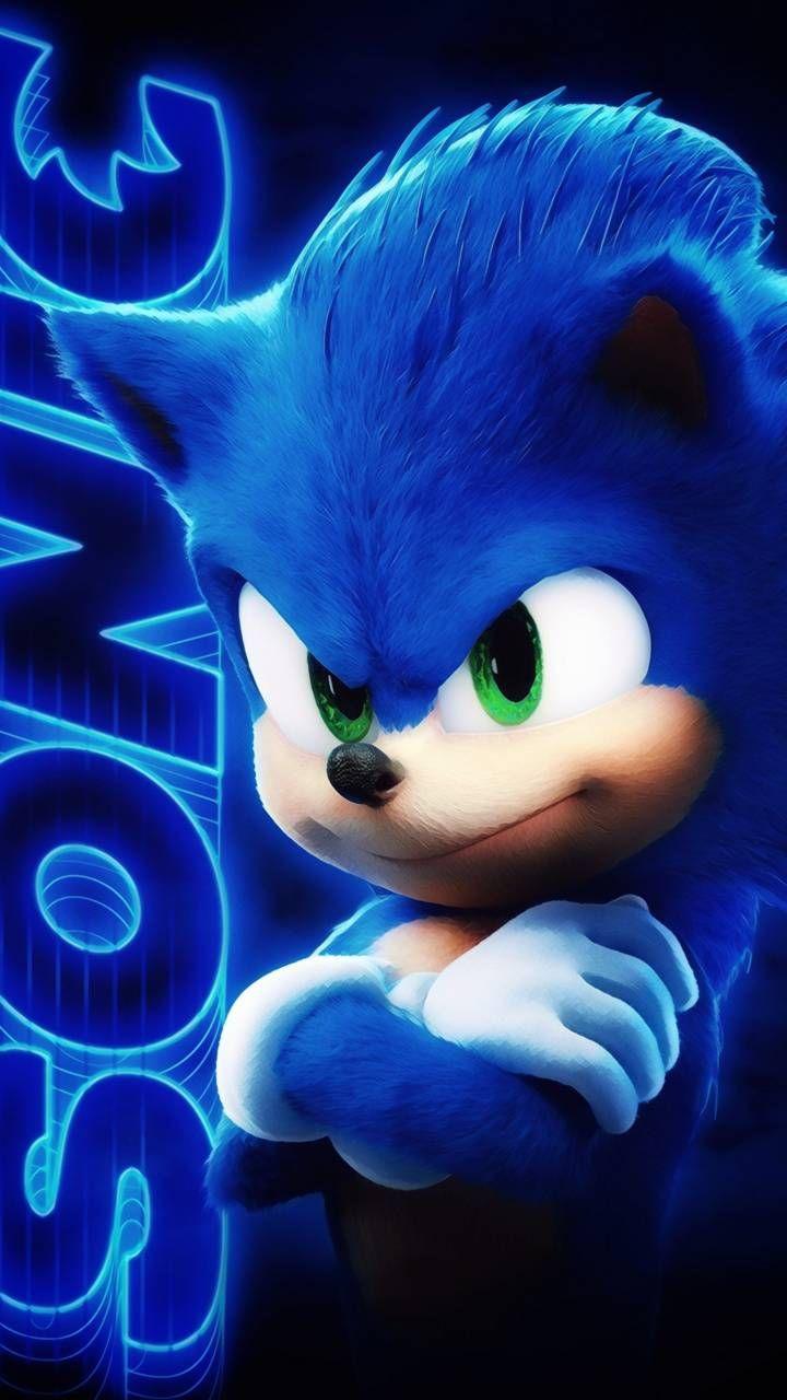 Sonic Wallpaper By Vasvulp D9 Free On Zedge In 2020 Sonic Hedgehog Movie Sonic Birthday