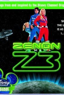 Zenon: Z3 Poster. Wow. So long ago!