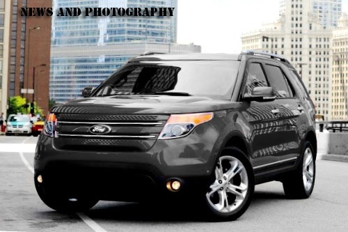 2012 Ford Explorer.  My mom ride and officially my most favorite vehicle ever.
