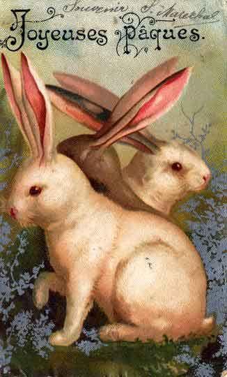 images anciennes Pâques