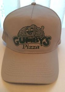RARE Gumby's Pizza Baseball Cap NEW!  | eBay